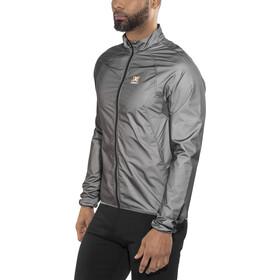 X-Bionic Running Streamlite OW Jacket Herren black melange